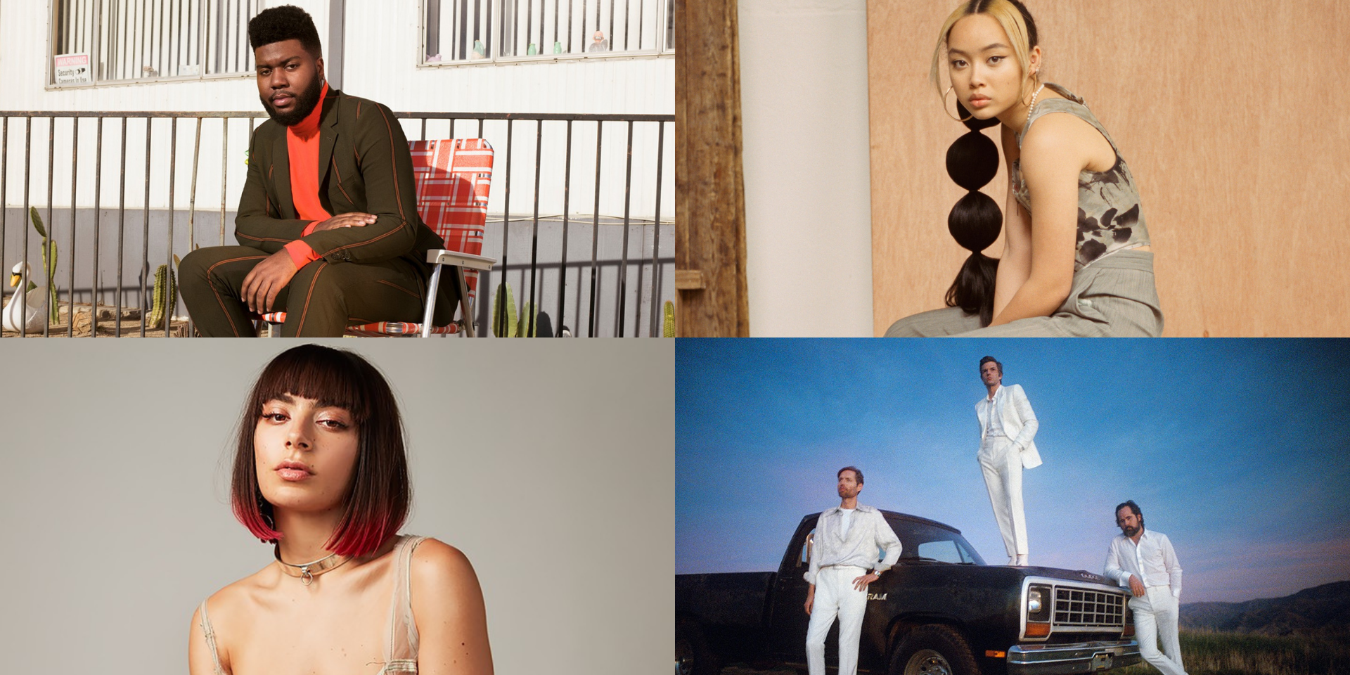 Khalid, The Killers, Charli XCX, Griff, and more to perform at Splendour in the Grass' virtual reality festival 'Splendour XR'