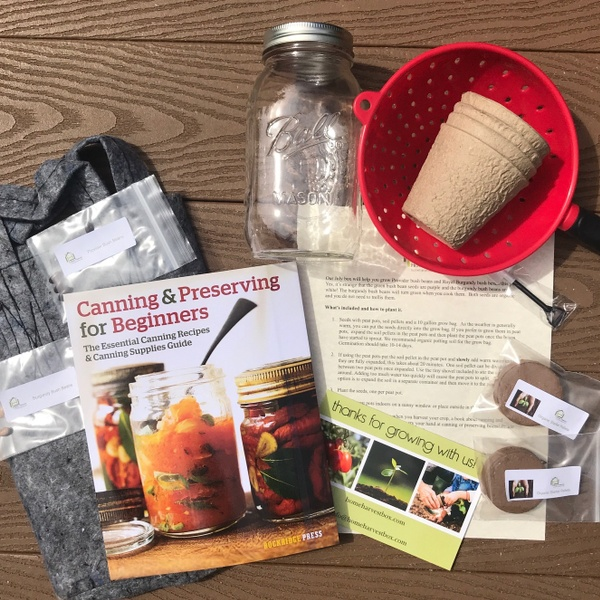 Canning and Beans-July Box