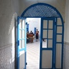 Interior 1, Slat Rabbi Bezalel, Djerba (Jerba, Jarbah, جربة), Tunisia, Chrystie Sherman, 7/8/16