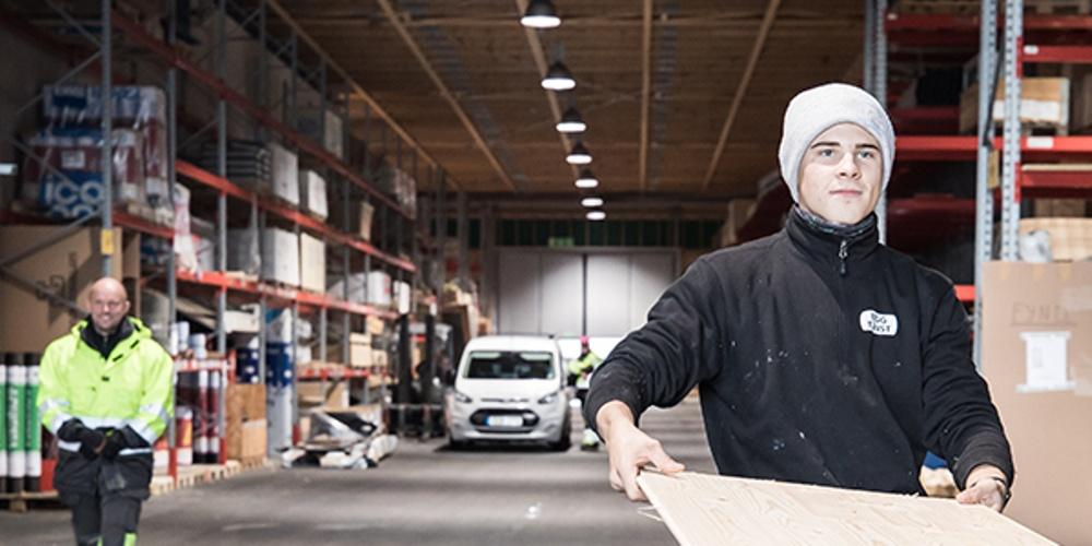 Derome siktar på att växa och ta marknadsandelar i Skåne. Nu öppnar företaget i Ängelholm.