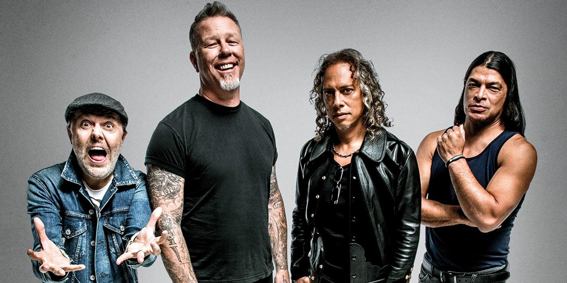 Metallica announces Enter Night beer