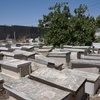 Grave Sites 7,  Borgel Jewish Cemetery at Tunis, Tunisia, Chrystie Sherman, 7/19/16