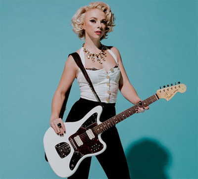 BT - Samantha Fish - December 14, 2019, doors 6:30pm