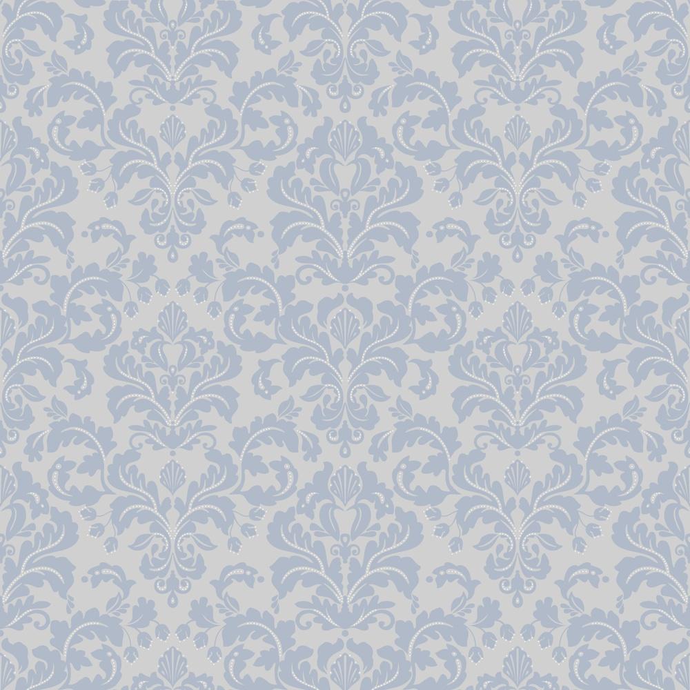 365-06 Satin Blå