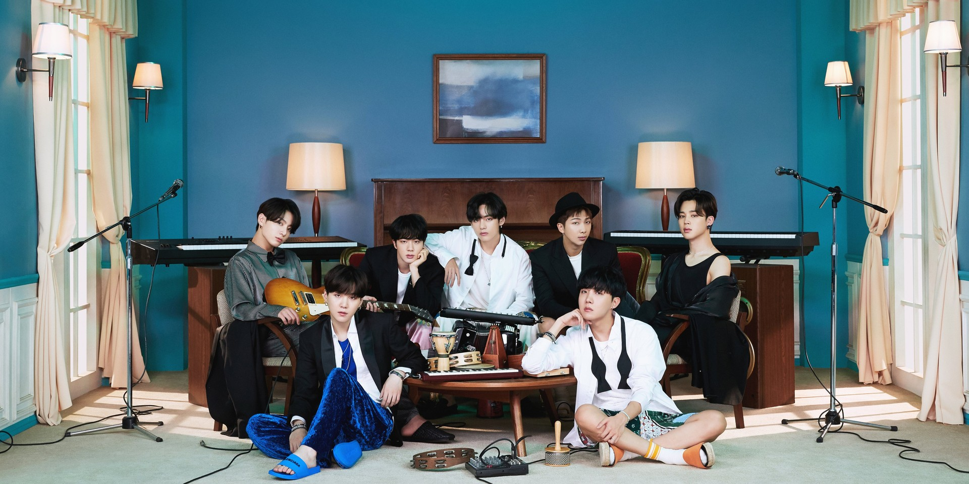 Like an old friend, BTS' BE brings comfort in the simplest way: through music and encouraging words – album review