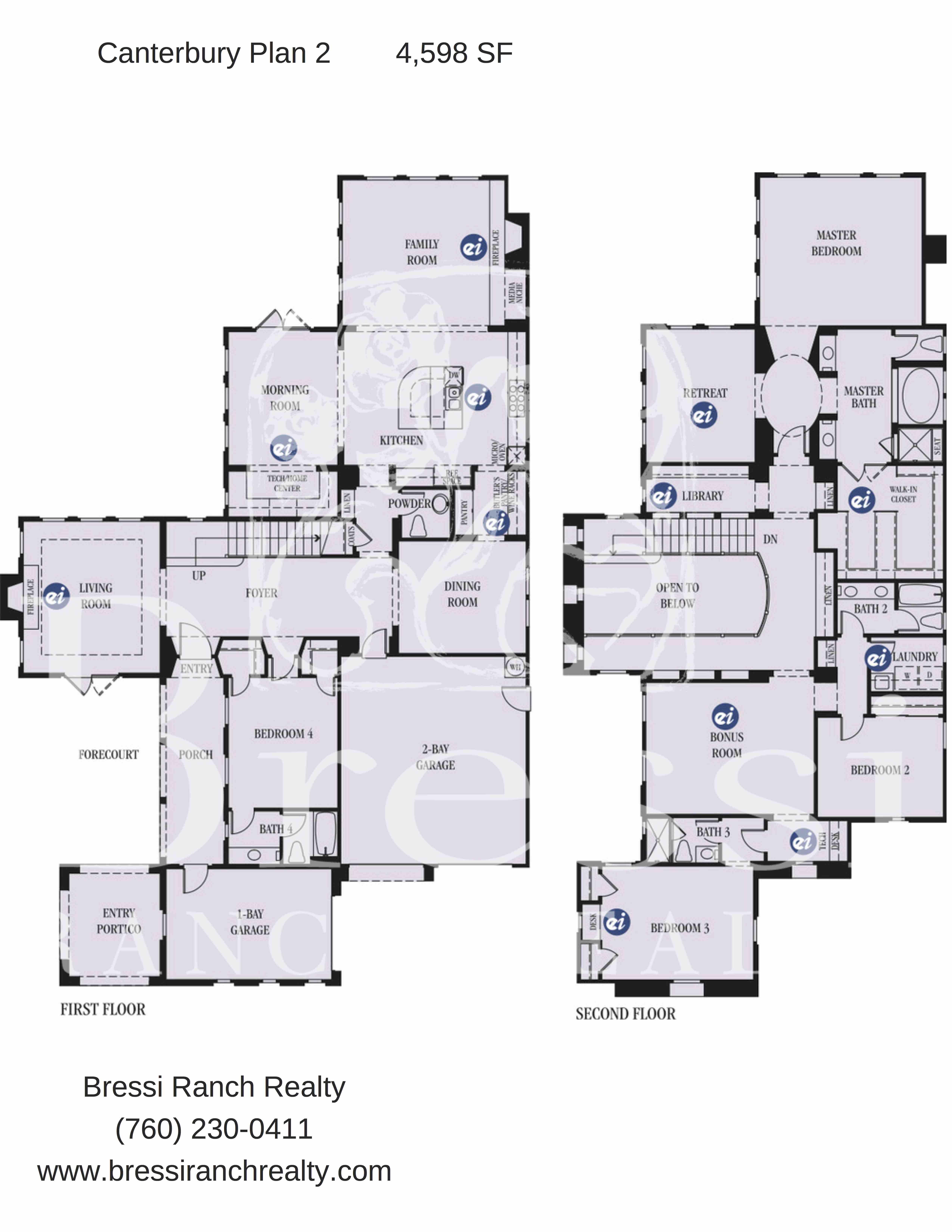 Canterbury Plan 2 Floor Plan