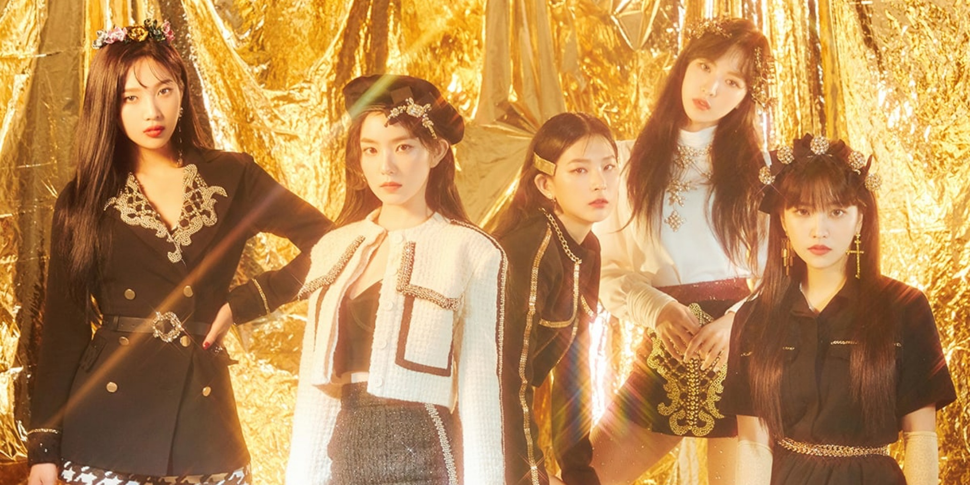 Red Velvet releases new EP along with music video for 'RBB (Really Bad Boy)' - listen