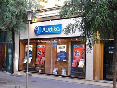 Photo du centre Audika de Nice