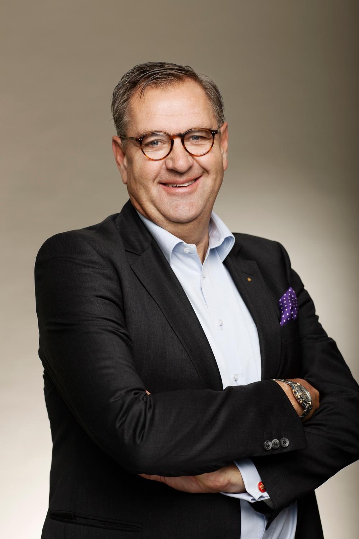 Billy Bergåker, vd Almi Mälardalen