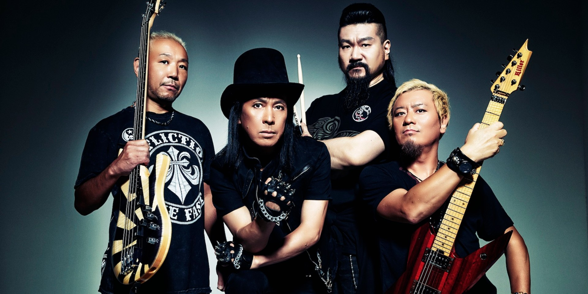 Japanese heavy metal band Loudness to perform in Singapore this June
