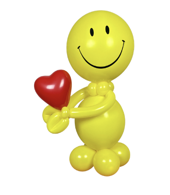 Smiling Balloon Buddy