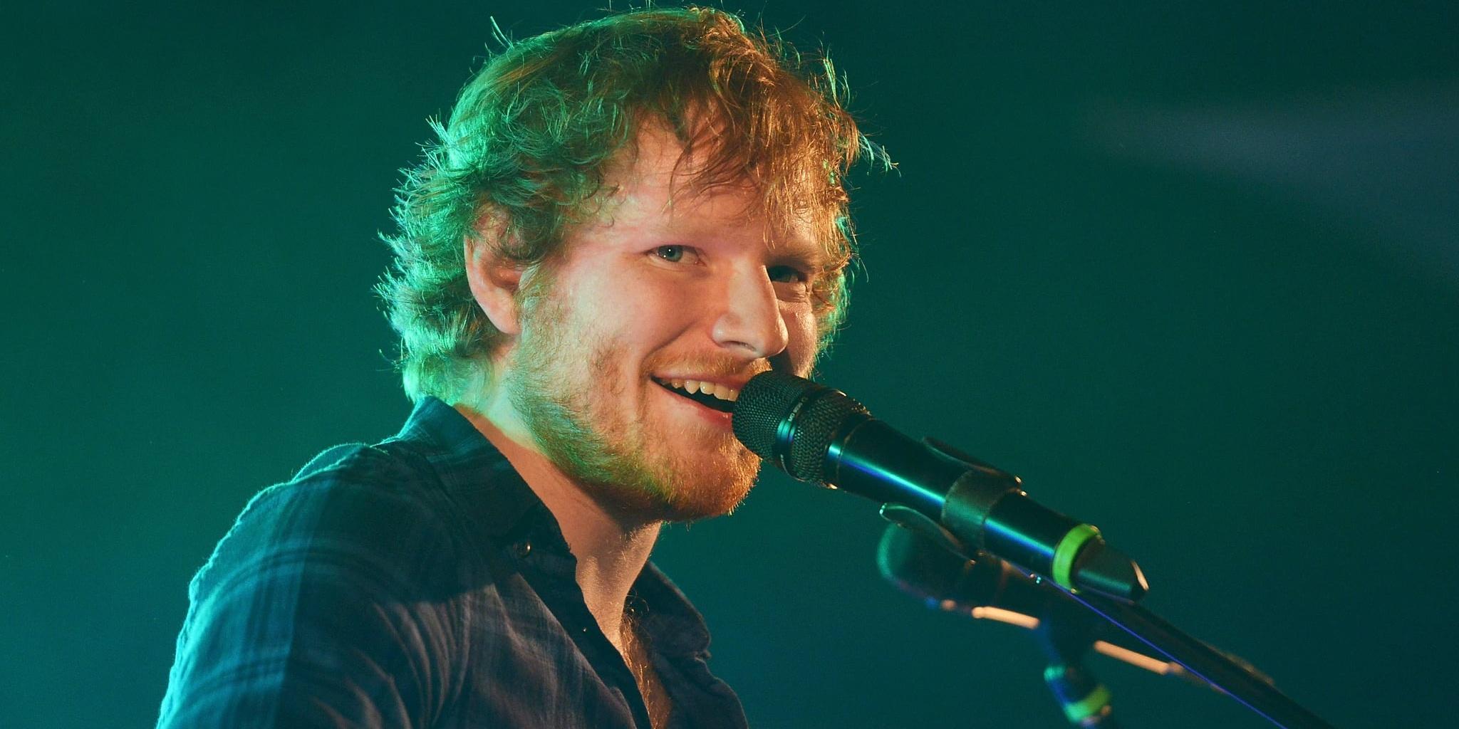 Ed Sheeran announces 18-month hiatus from touring