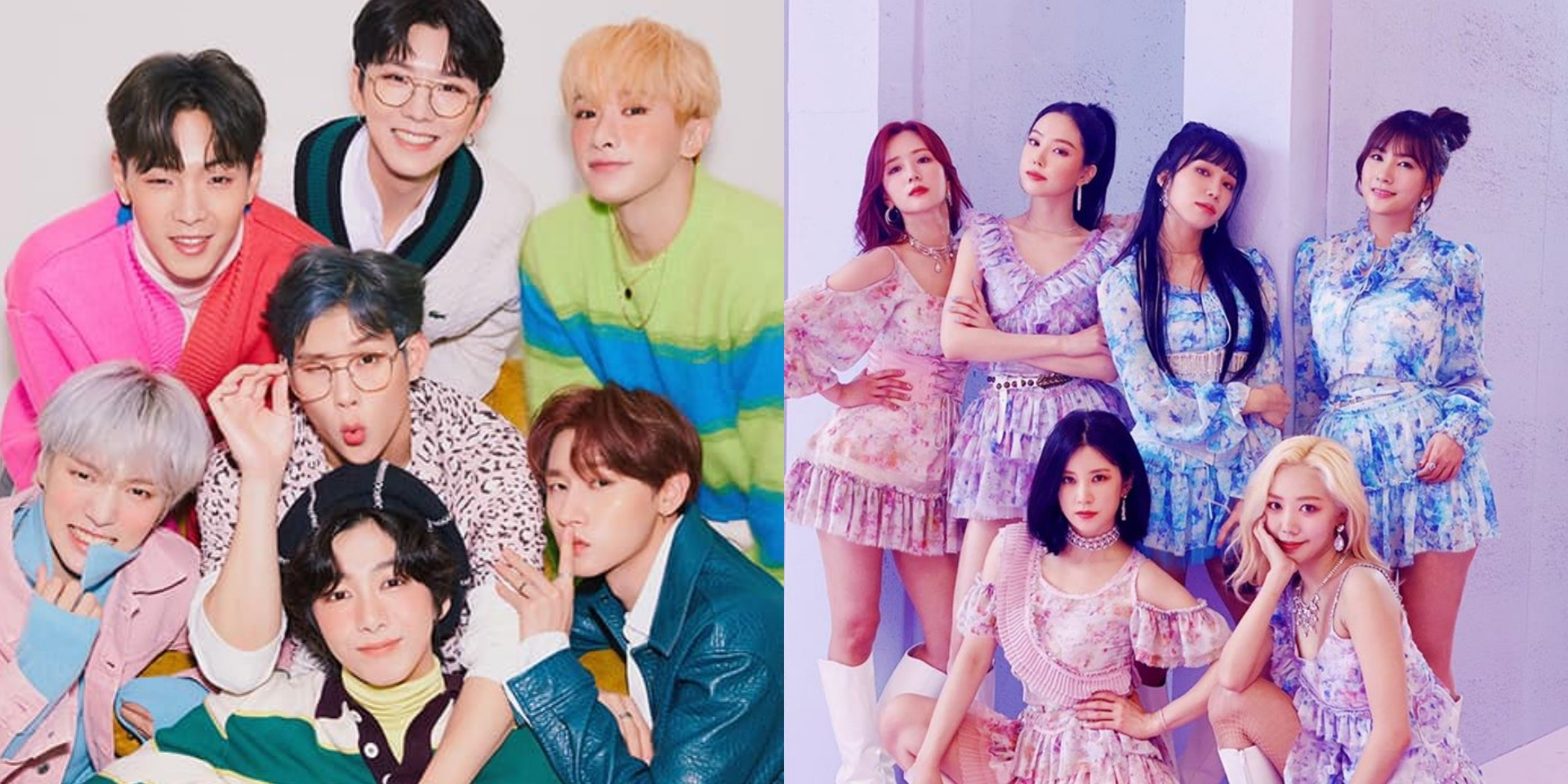 AKMU, Apink, iKON, MONSTA X, and more to perform in TikTok's K-pop concert series to raise funds for COVID-19 relief efforts