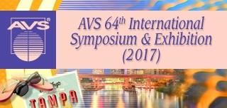 AVS 64th International Symposium & Exhibition (2017) Presentation PDFs