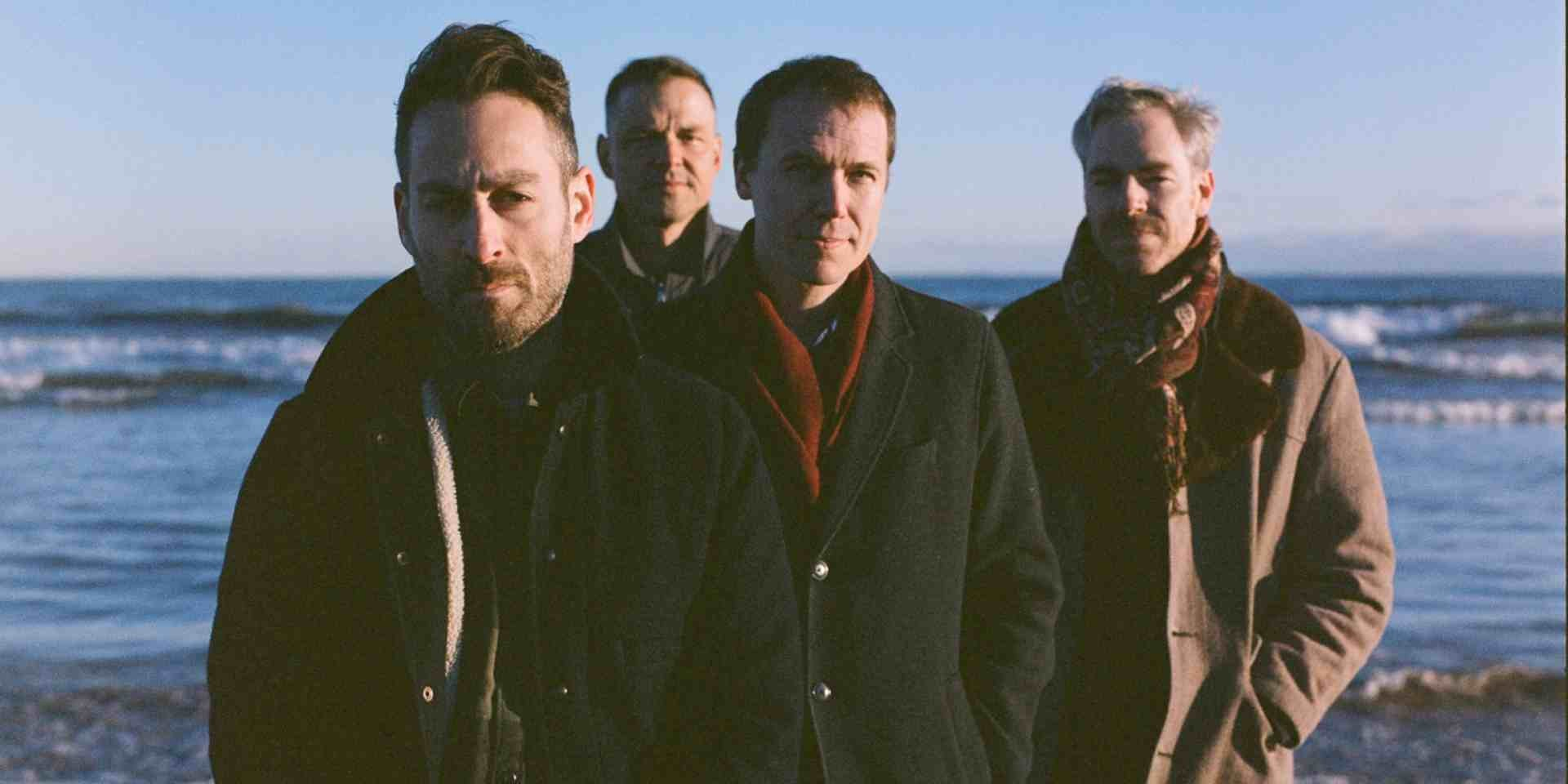 """""""I think that we are all kind of at a distance from emo"""": An interview with American Football's Nate Kinsella"""