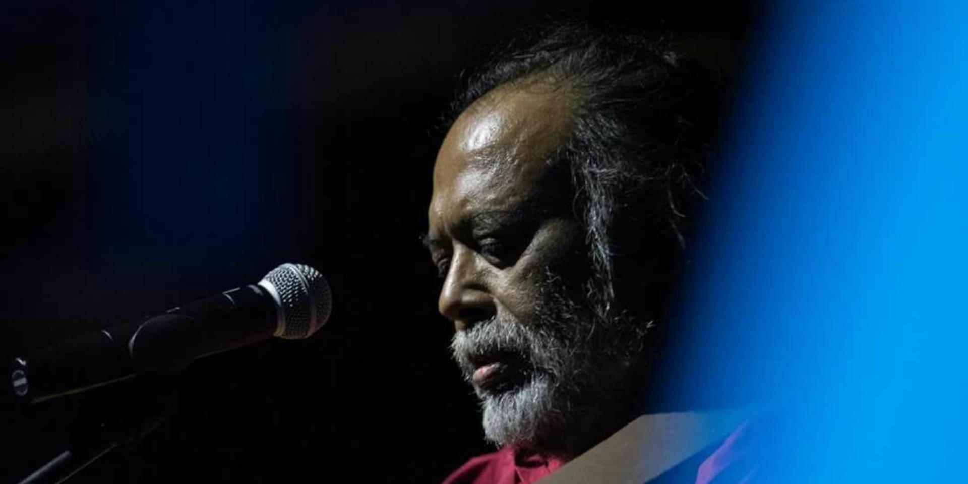 Singaporean rock legend Zul Sutan has passed away