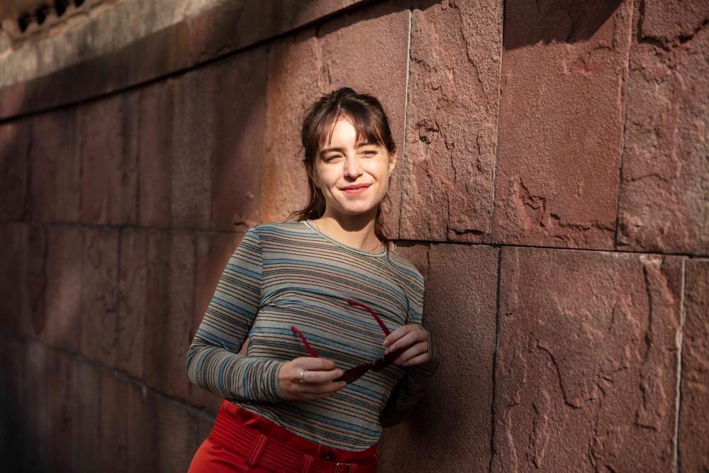 Stella Scocco, Nöjeschef  Foto: Iza Boëthius