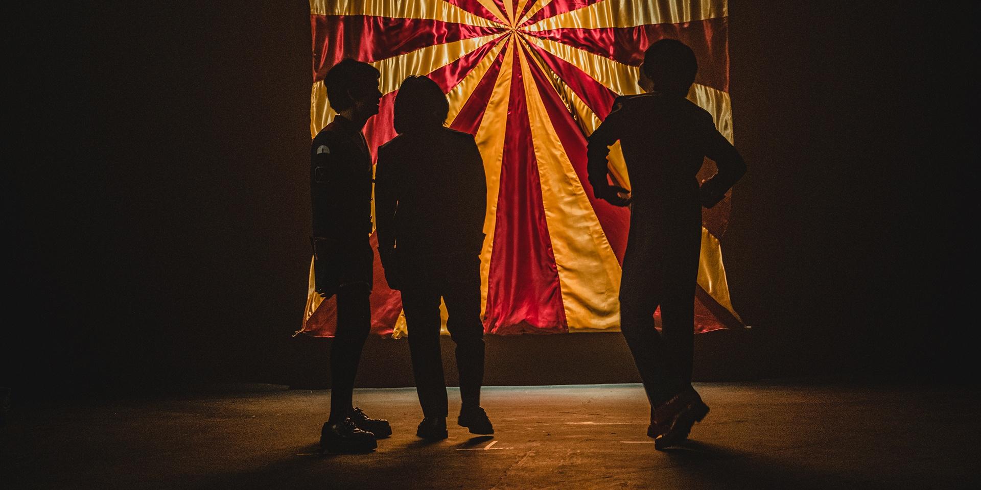 Get an inside look into IV of Spades' 'Ang Pinagmulan' music video shoot – photo gallery