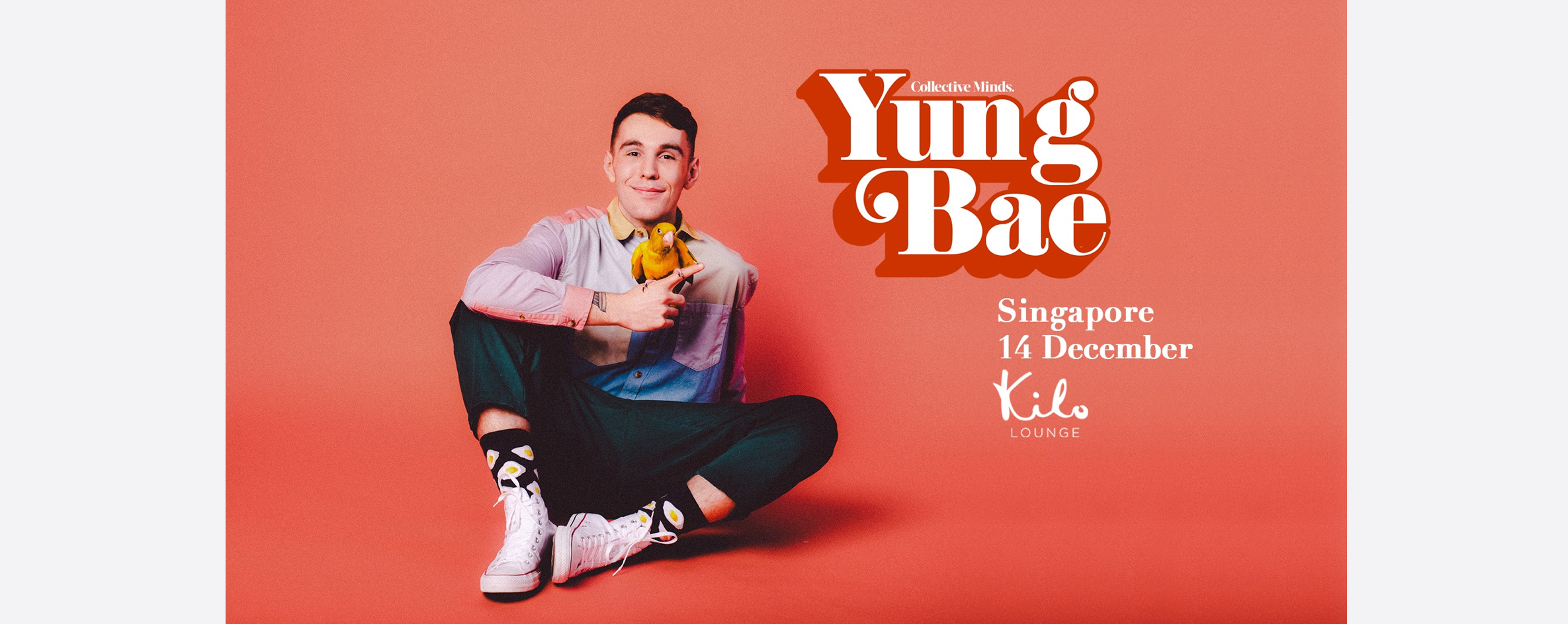Yung Bae presented by Collective Minds x Kilo Lounge