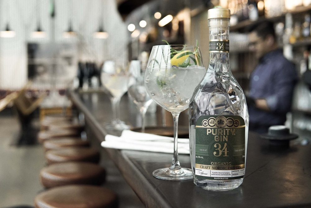 Purity Nordic Dry Gin 43%