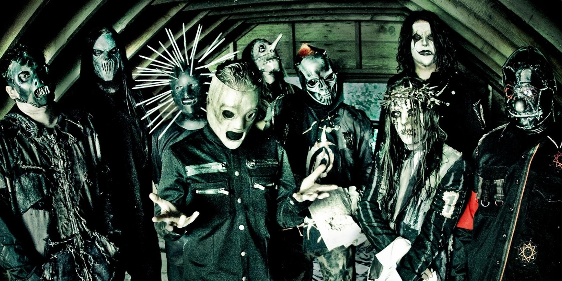 """Slipknot to release 11 unheard """"psychedelic"""" songs from All Hope Is Gone era"""