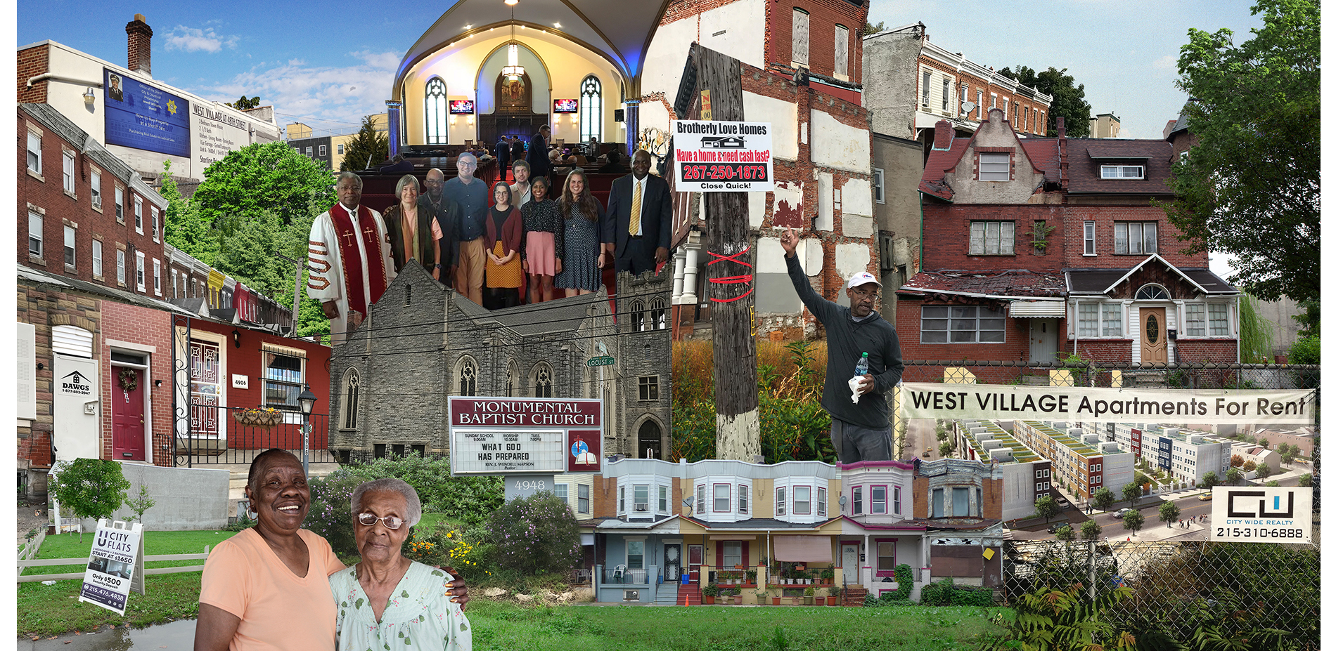 Holding Ground: Preventing Displacement from Gentrification (2017-)