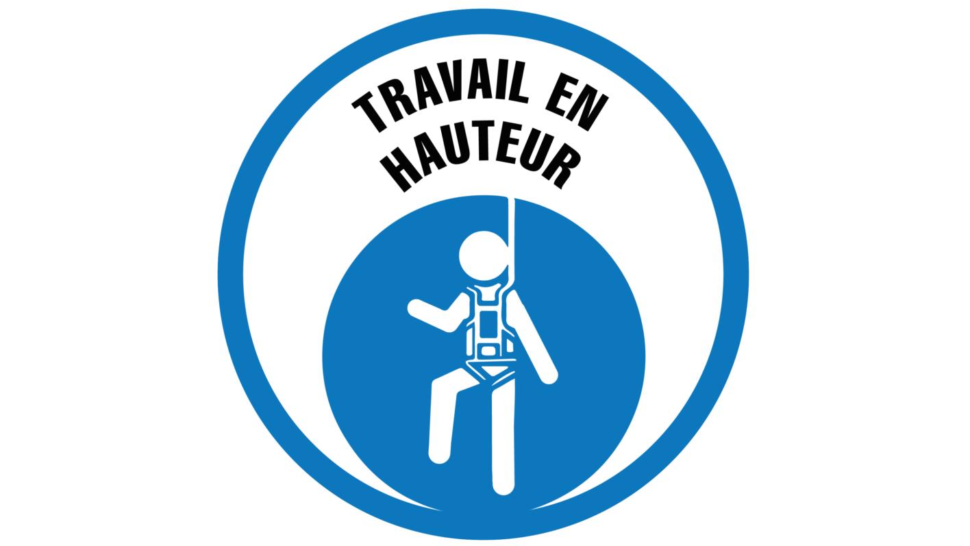 Représentation de la formation : SECURITE DU TRAVAIL EN HAUTEUR
