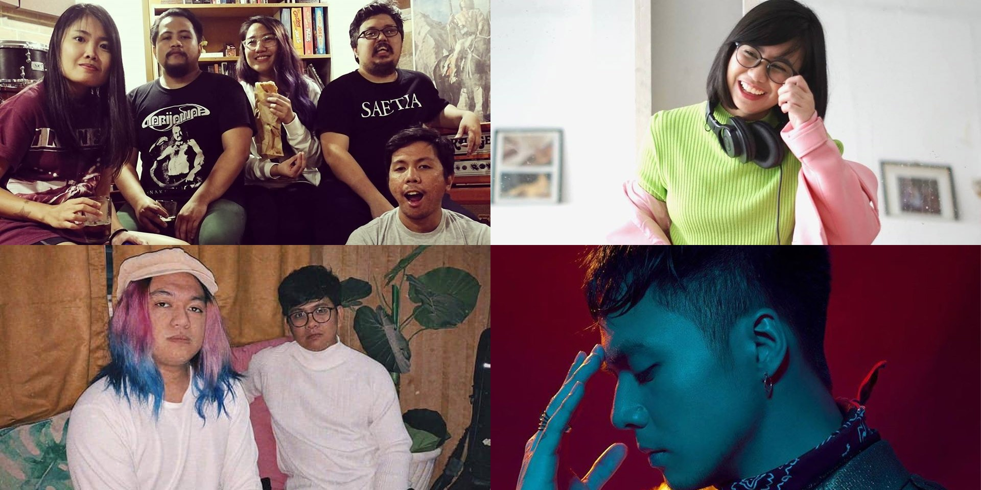 Irrevocable, Pamcy, Mandaue Nights, Sam Concepcion, and more release new music – listen