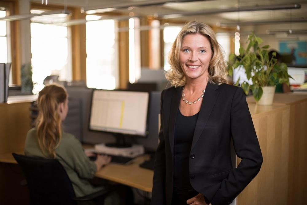 Ingela Gullberg, kvalitetschef AcadeMedia
