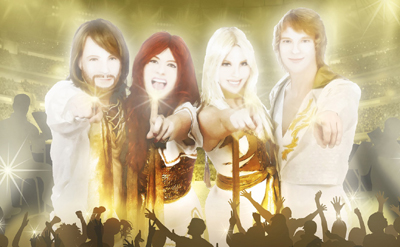 BT- THE MUSIC OF ABBA (ARRIVAL FROM SWEDEN), February 7, 2019, doors 6:30pm