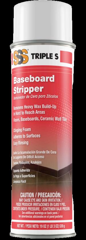 Triple-S 'Baseboard Stripper' Aerosol Finish Remover
