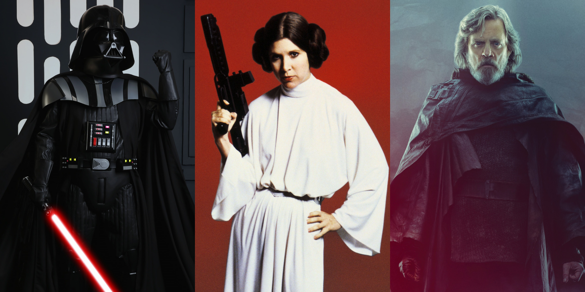 Which Star Wars character are you? Take this quiz to find out ahead of SSO's The Music of Star Wars performances this December