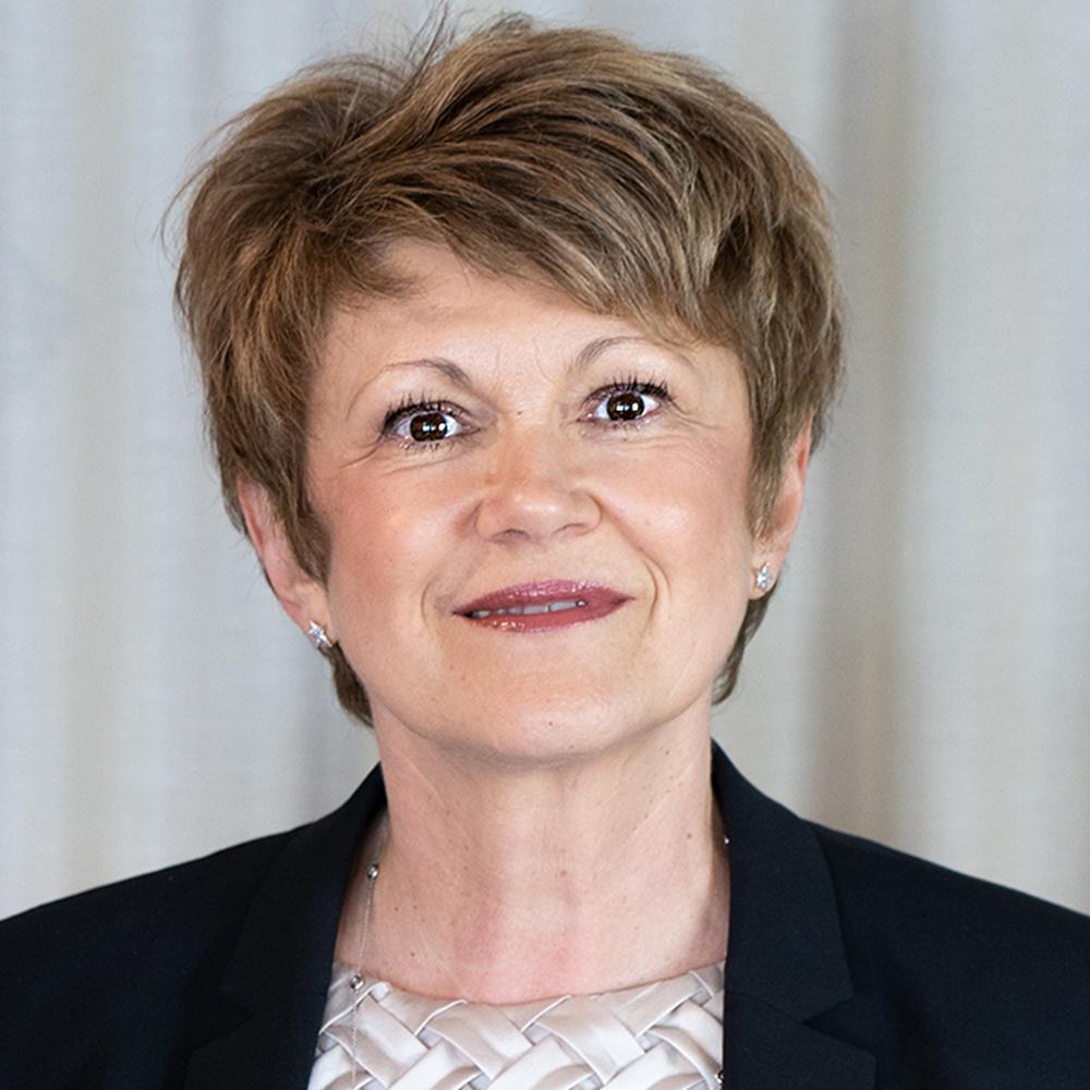 Adriana Buzea Förvaltningschef teknik- och fastighetsförvaltningen