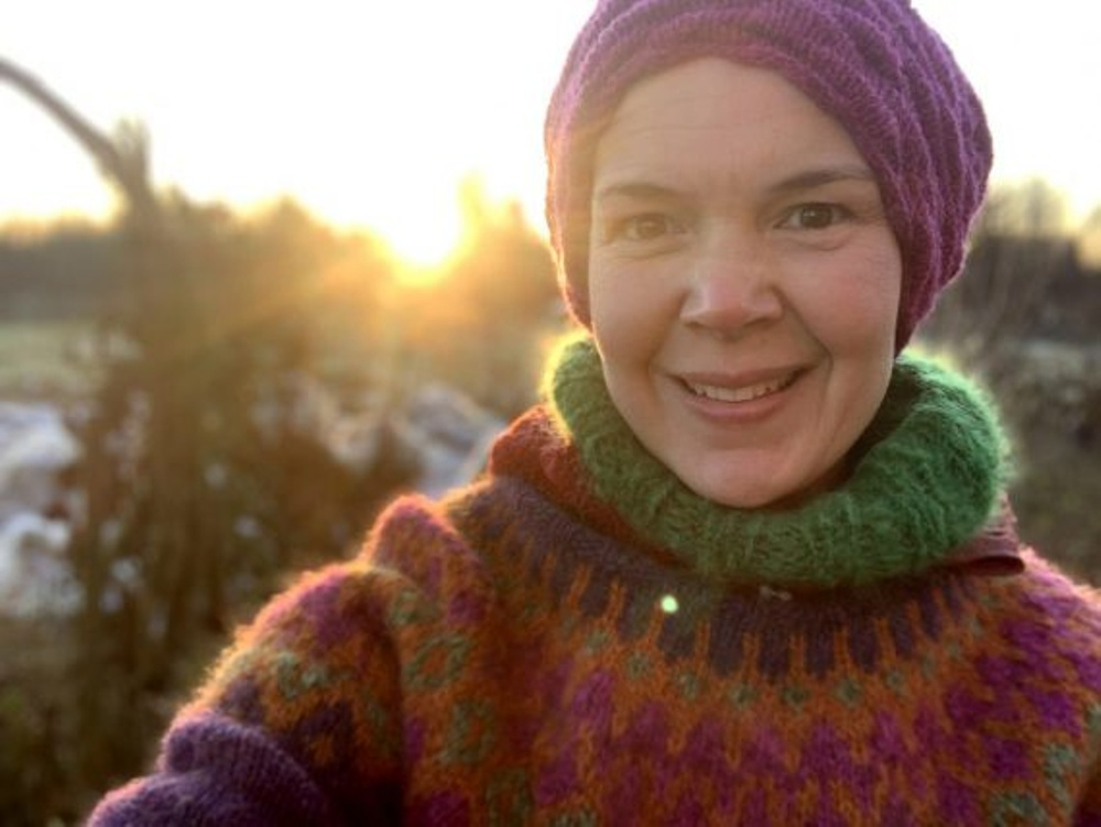 Sara Bäckmo. Foto från sarabackmo.se