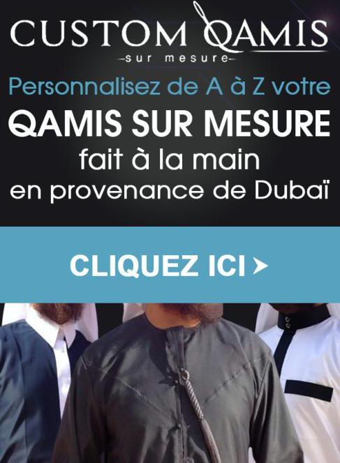 CUSTOM QAMIS