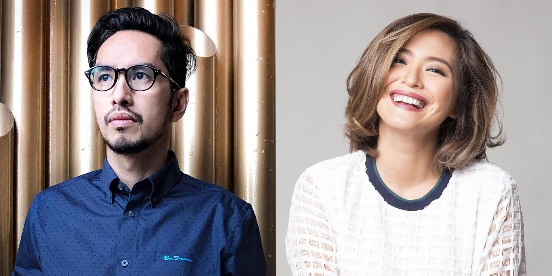 Rico Blanco and Joyce Pring release vertical lyric video for 'Baka Sakali' – watch