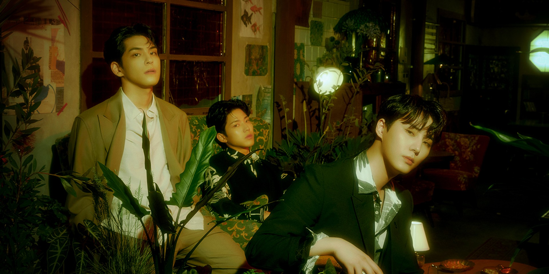 DAY6 unit Even of Day announce 2nd mini-album, 'Right Through Me'