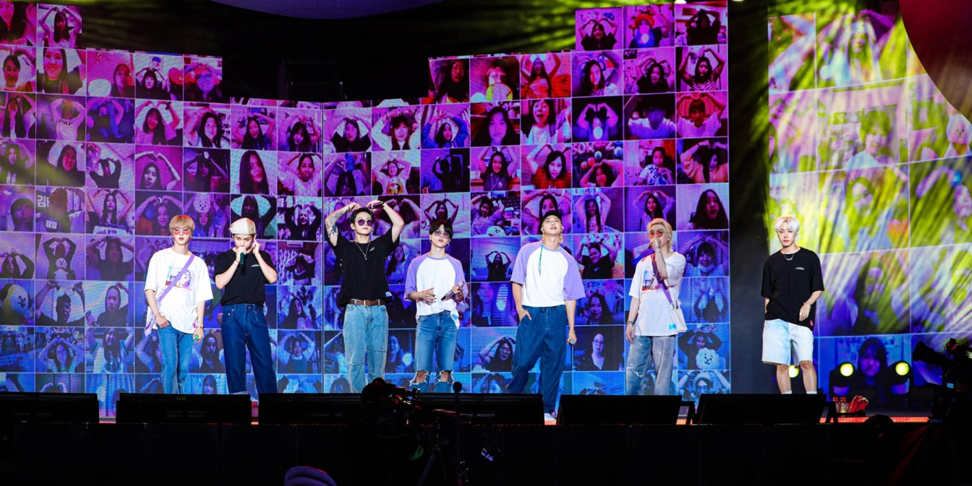 BTS explore the universe with over 1.33 million fans at MUSTER SOWOOZOO 2021 – gig report
