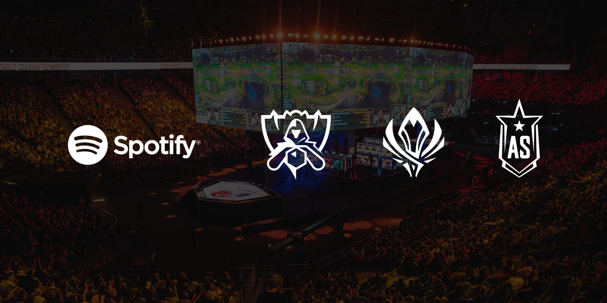Spotify announces official partnership with Riot Games' League of Legends