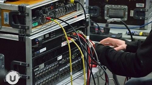 Représentation de la formation : Réseau Ethernet dans le son niveau 1
