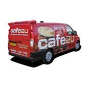 Cafe 2U van