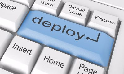 How do I deploy my Symfony API - Deploy