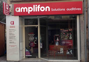 Photo du centre Amplifon de Forbach