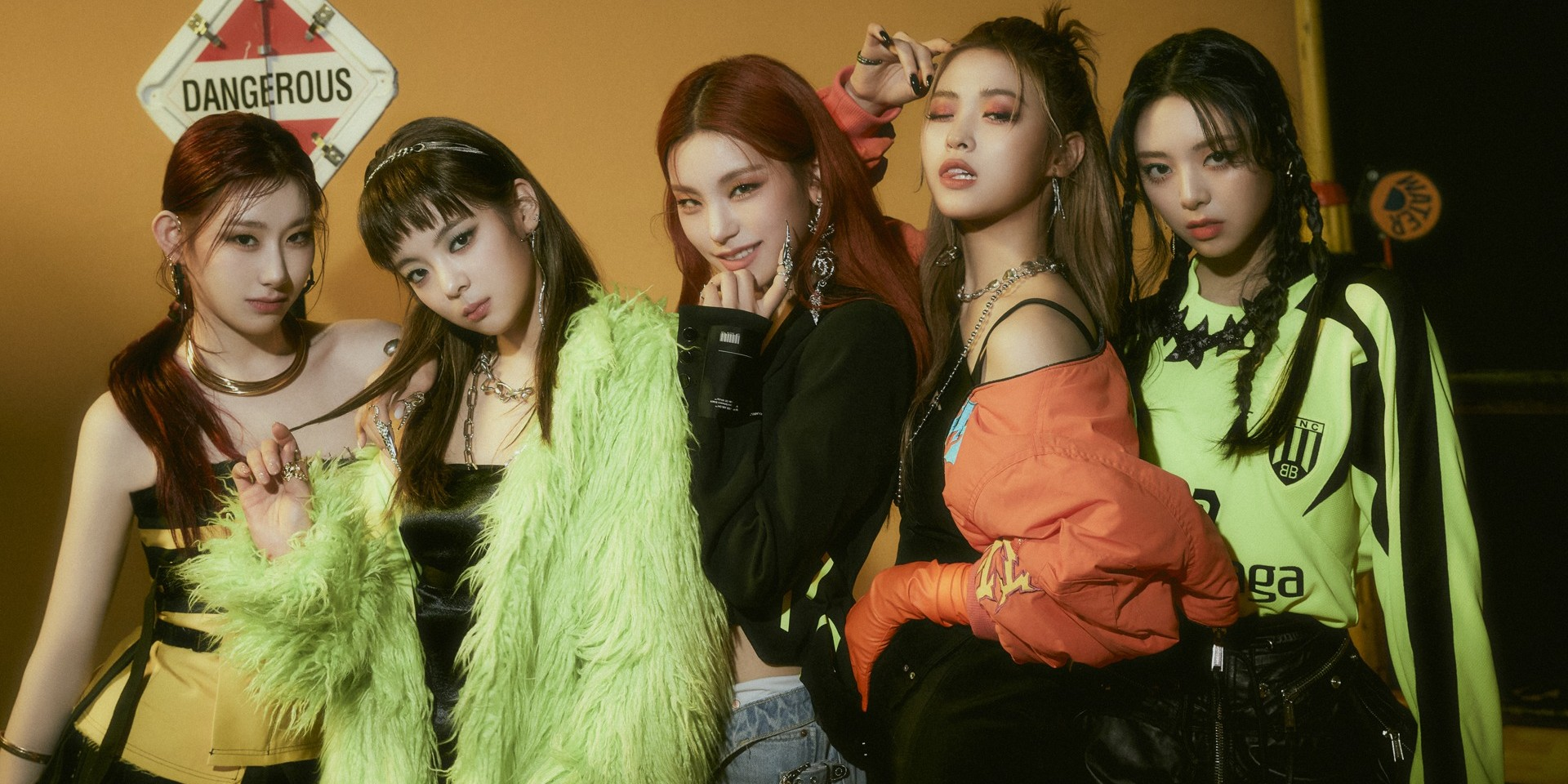 ITZY announce their return with their explosive new mini-album 'GUESS WHO' — listen