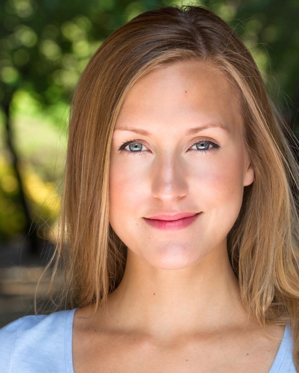 Maya Lindh, skådespelare, regissör och inspiratör, tilldelas Bildas kulturstipendium 2020. Foto: Bilda