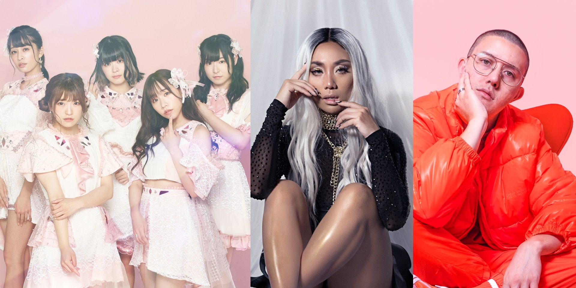 Music Matters Live 2019 returns to Singapore this September, DEAR KISS, RRILEY, Billy Davis and more confirmed