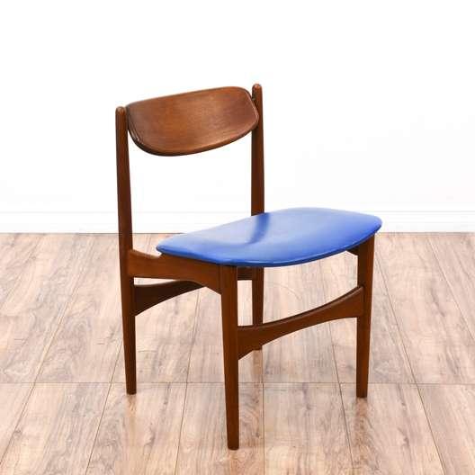 """""""Arne Hovmand-Olsen"""" Teak Danish Modern Chair"""