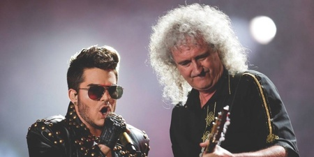 Queen and Adam Lambert announce new film The Show Must Go On