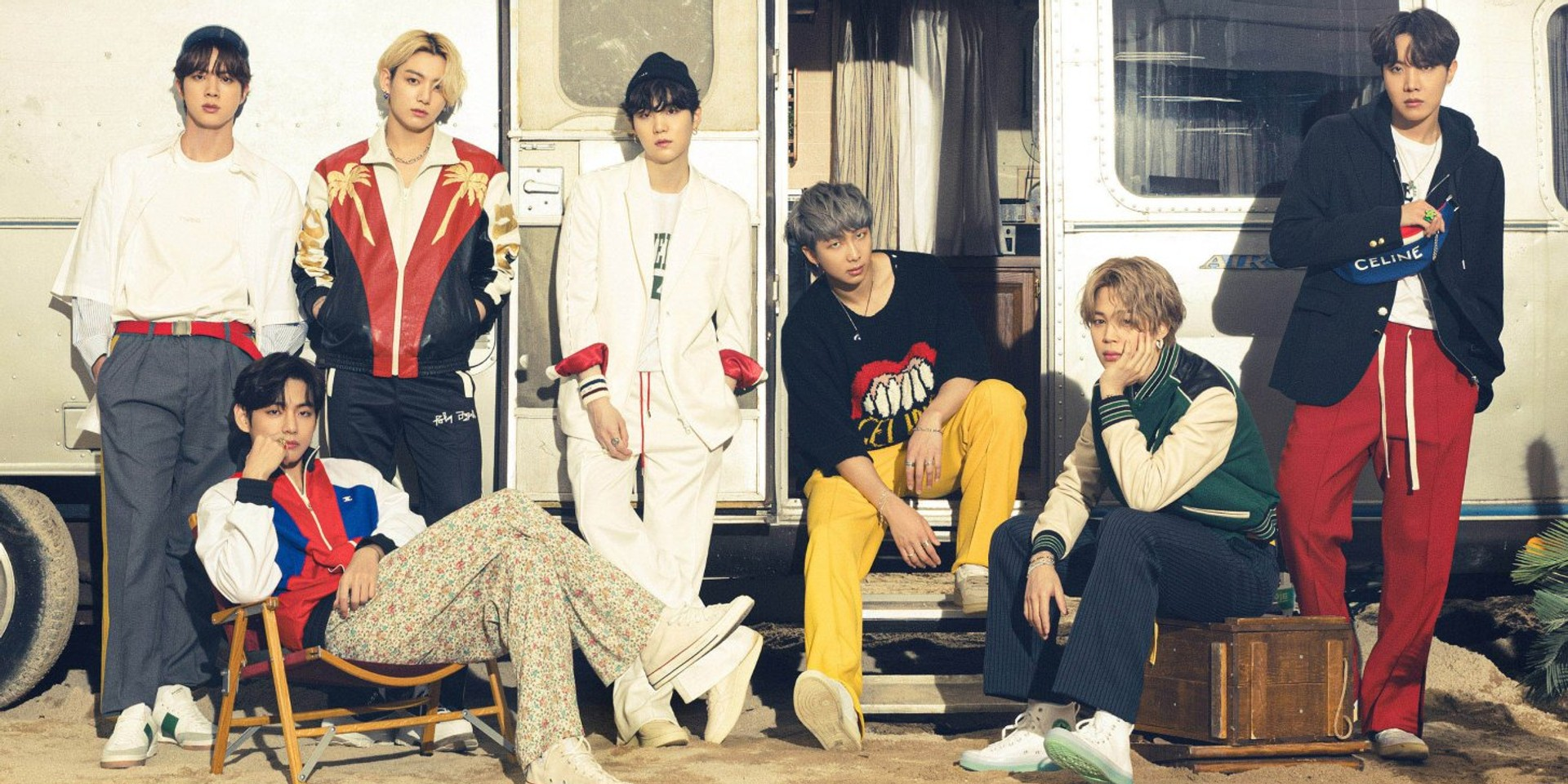 BTS, THE BEST sells over 1 million copies in Japan