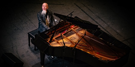 Jordan Rudess holds his own at first solo show in Singapore – photo gallery